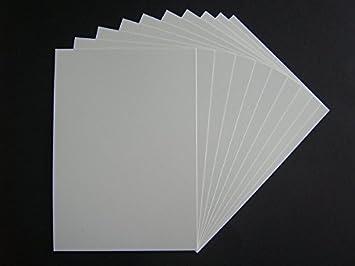 20 Blatt A5 Carte Integra 265 GSM Weiß Papier, Karte, Einladung, Hochzeit