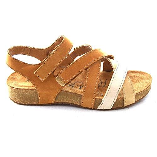 Josef Seibel Tonga 37, WoMen Platform Shoes Natur/comb