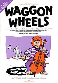Waggon Wheels Cello and Piano Boosey & Hawkes