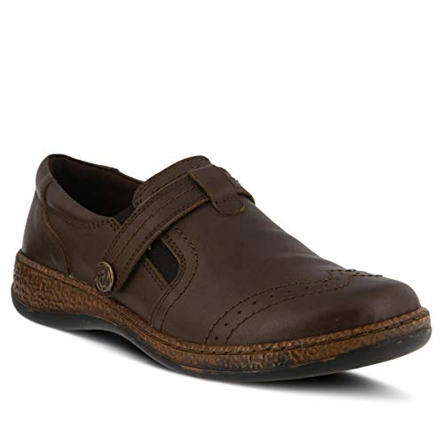 Spring Step Women's SMOLQUA Loafer, Brown, 42 M EU Medium EU (US 10.5 11 US)