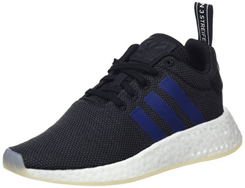 Black Top Sneakers Footwear Low r2 White Women's NMD Noble Core adidas Black Indigo 8qIBXOx