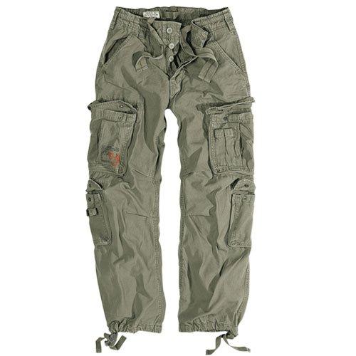 - Surplus Airborne Vintage Trousers Olive size XXL