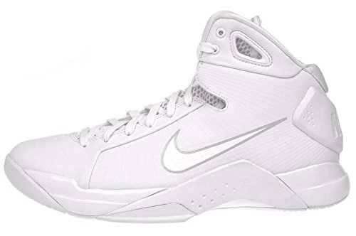 '08 Basketball Chaussures pure Platinum Nike White Homme De Hyperdunk white qOaRHwxI75