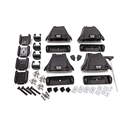 Image of Car Rack Accessories Rhino-Rack (4) H/D Leg Kit