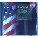 Copland: Piano Quartet; Sonata for Violin & Piano; Rodeo; Duo