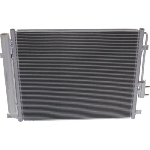 Make Auto Parts Manufacturing - SANTA FE 13-16 A/C CONDENSER, 2.0L Eng, w/Sub 16mm/F/h 5.2mm, Sport Model - HY3030152