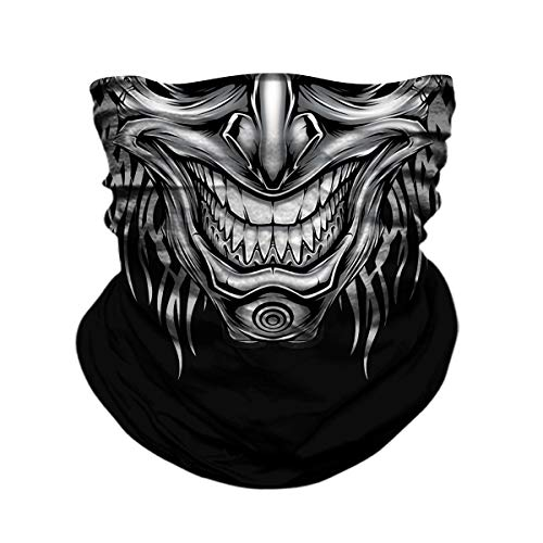 Flower Girl Headwear Bandana Fishing Hunting Neck Gaiter Scarf Face Shield Mask
