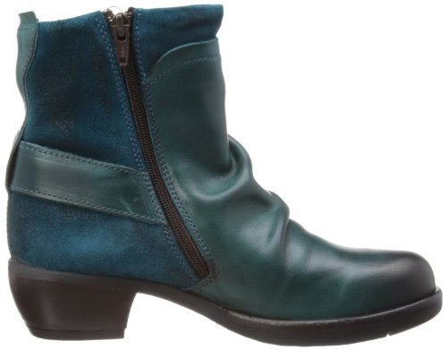 Bleu Pour Bottines London Femmes essence Fly Mel AxO71wWF