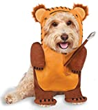 Rubies Star Wars Running Classic Ewok Pet Costume Extra Small (8 Pack)