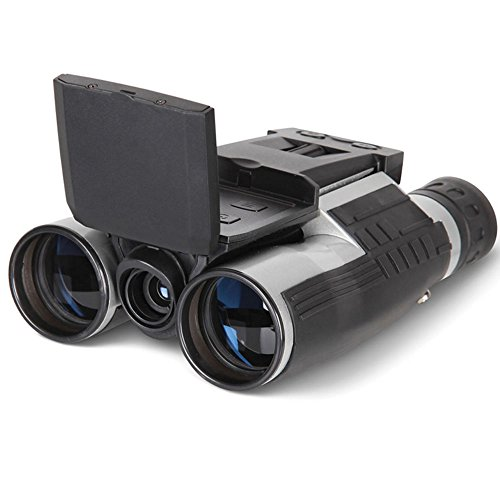 Aning 2 LCDディスプレイ双眼鏡 デジタルカメラ望遠鏡 12x325MP+8GB 無料で TFカード メモリー付属 を撮影録画 バードウォッチング コンサート サッカーゲーム ハイキングなど用