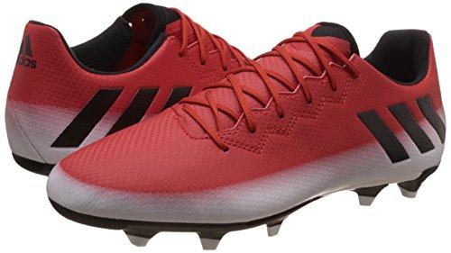 Messi Ftwbla Pour Noir 000 Homme Chaussures rouge Adidas Rouge De 16 Fg Football 3 Fw74dx0Hq