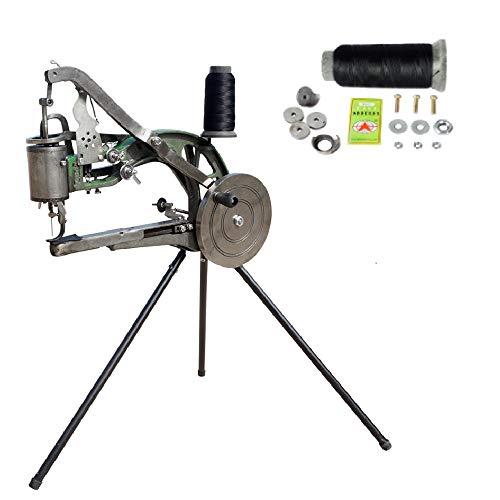 ECO-WORTHY Manual Shoe Mending Machine, Shoe Sewing Machine, Shoe Repair Machine