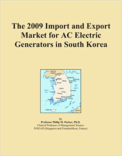 The 2009 Import and Export Market for AC Electric Generators in South Korea