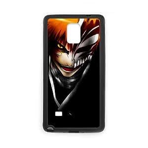 Bleach Samsung Galaxy Note 4 Cell Phone Case Black AMS0657575