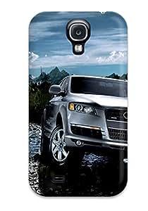 For Galaxy S4 Tpu Phone Case Cover(audi Q7 37)