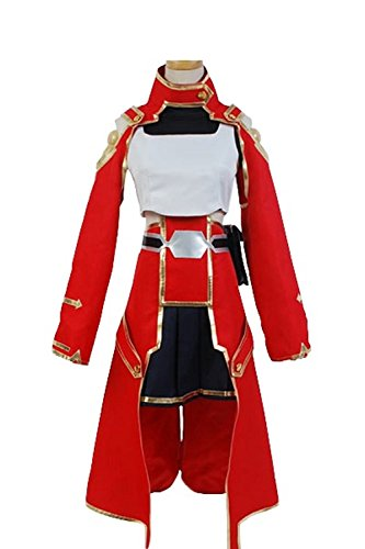 UU-Style Halloween Party Outfit Silica Keiko Ayano Top Cosplay (Judas Costume)