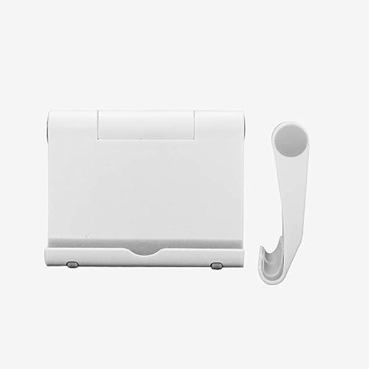 Soporte para tableta / teléfono móvil, soporte blanco + cable de ...