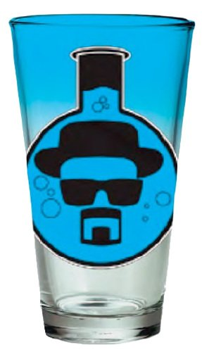 Breaking Bad Pint Glass