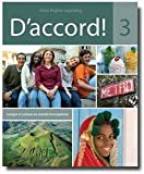 D'Accord! Level 3 Student Edition, Vista and Vista Higher Learning, 1605763632