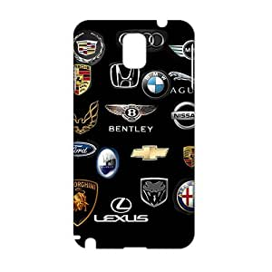 nissan logo hd 3D Phone Case for Samsung NOTE 3