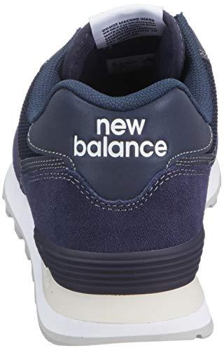 Homme New Baskets Ml574v2 Bleu Balance Bwtt8qgS