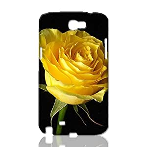 Yellow Roses 3D Rough Case Skin, fashion design image custom, durable hard 3D , Case New Design For Case Iphone 6Plus 5.5inch Cover , By Codystore