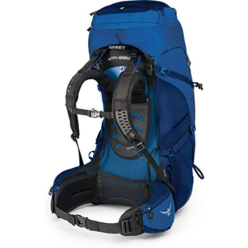Osprey Aether AG 85 Hiking Backpack Medium Neptune Blue by Osprey (Image #1)