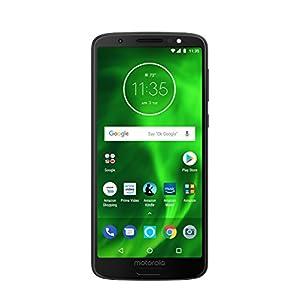 "Motorola Moto G6 Factory Unlocked Phone - 5.7"" Screen"