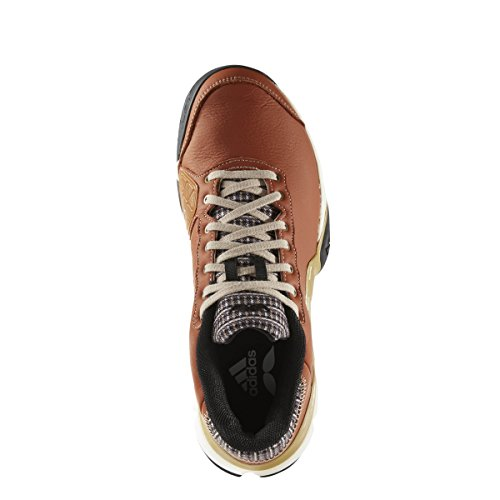 adidas Originals Men's Barricade 2016 Mustachio Tennis Shoe Craft Ochre Metallic Gold/Bliss buy cheap newest VhnfGG