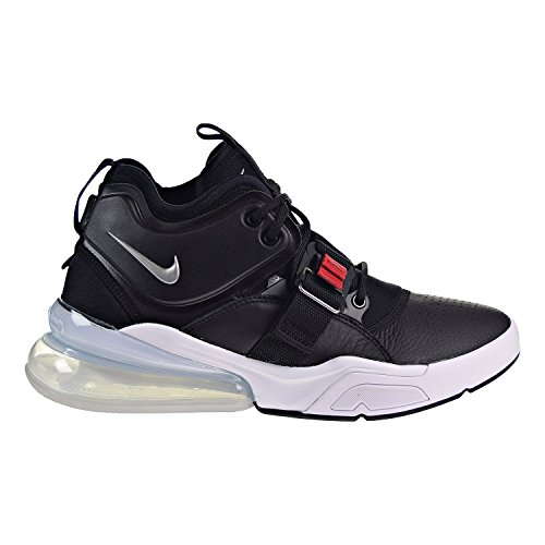 metallic Noir Air Force 001 Nike Fitness De Chaussures Silve black 270 Homme gxqzOwTOHf