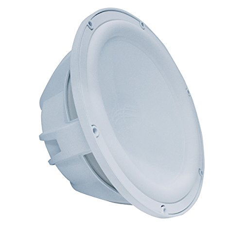 """Wet Sounds REVO8FA-W White Free Air 8"""" Subwoofer , Grill sol"""