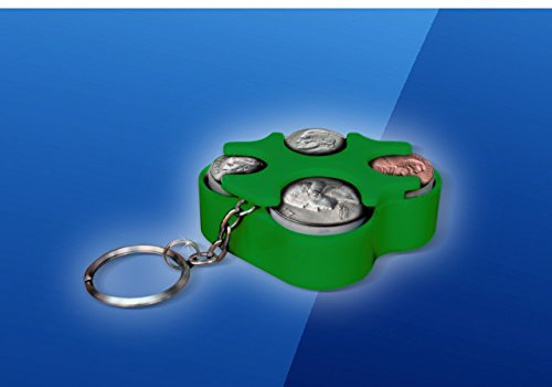 coin storage and key holder - 5