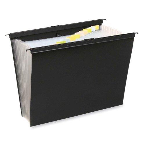 Wholesale CASE of 10 - Acco/Wilson Jones Lt. Wt. Slide-Bar Expanding File-13-Pocket Expanding File, 11-13/16
