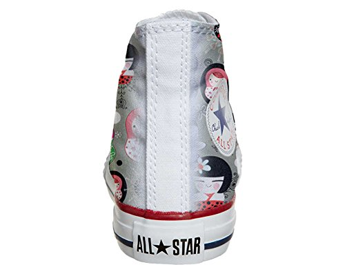 Converse All Star Customized - personalisierte Schuhe (Handwerk Produkt) Matrilu