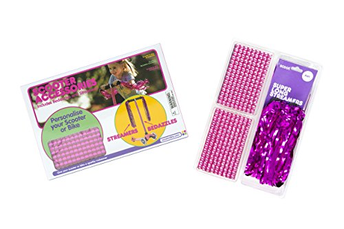 SCOOT Girls Scooter Accessories Gift Set (Pink)