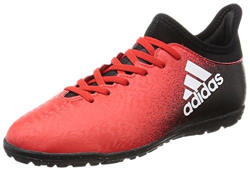 Scarpe per da Adidas Tf bianche X J 16 calcio 3 bambini wUPXFq
