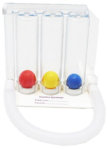 Wonder Care- Deep Breathing Lung Exerciser - Washable & Hygienic by Wonder Care