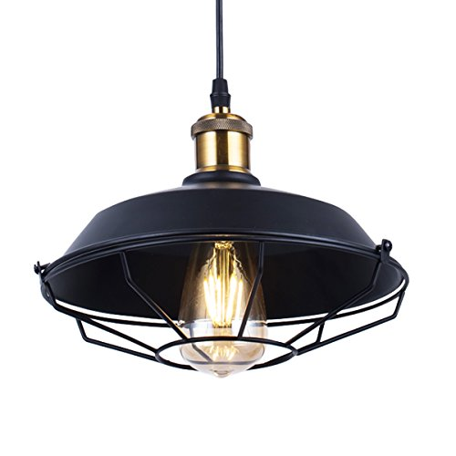 Industrial Dome Pendant Light in Florida - 5