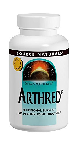 Source Naturals Arthred, For Healthy Joint Function, 9 Ounce Review
