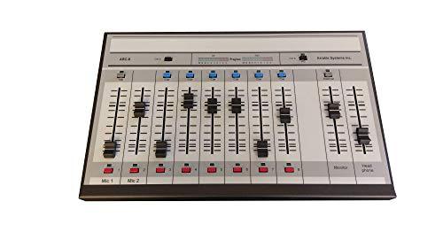ARC-8 Broadcast Console/Mixer ()