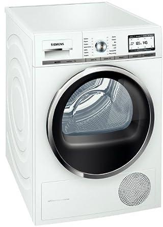 Siemens WT48Y740EE - Secadora De Condensación Wt48Y740Ee Con Capacidad De 8 Kg: 913.85: Amazon.es: Grandes electrodomésticos