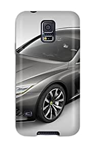 Jgbttke Case Cover For Galaxy S5 - Retailer Packaging Lotus Eterne Renderings Front Angle Wallapper Protective Case