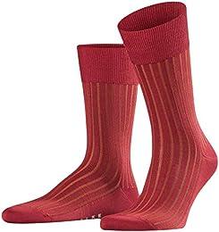Best Price Mens Shadow Midcalf Socks Cherry Redbrown