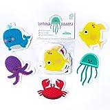 Curious Columbus Non-Slip Bathtub Stickers Pack of
