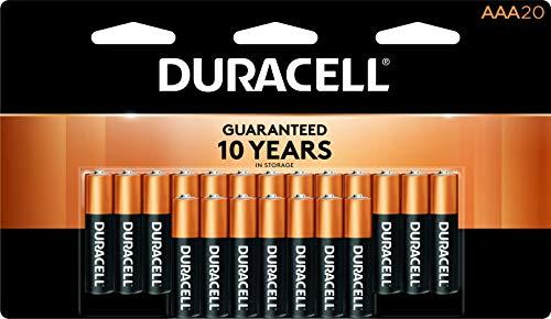 Duracell CopperTop AAA Alkaline