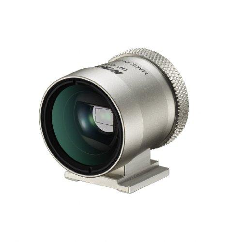 Nikon 25877 DF-CP1 Optical Viewfinder for Nikon COOLPIX A Camera (Silver)