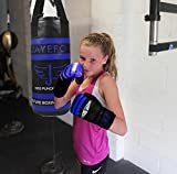 JAYEFO Kids Punching Bag Boxing Gloves Set for