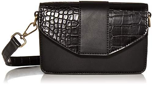 The Drop Women's Nora Belt and Crossbody Bag, Black