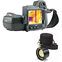 FLIR T440BX-KIT-15 Thermal Imaging Camera, MSX, 15° Lens, 320 x 240, -4 - 1,202°F Range, 60 Hz