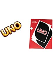 UNO Playing Cards Game For Family Friend Travel Instruction Fun Toy
